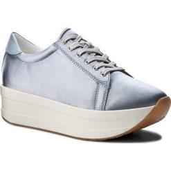 Sneakersy VAGABOND - Casey 4322-085-66 Haze Blue. Niebieskie sneakersy damskie Vagabond, z materiału. W wyprzedaży za 279,00 zł.
