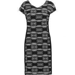 Sukienki hiszpanki: comma Sukienka etui grey/black
