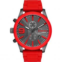 Zegarek DIESEL - Rasp Chrono 50Mm DZ4448 Red/Red. Czerwone zegarki męskie Diesel. Za 1099,00 zł.