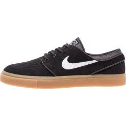 Nike SB ZOOM STEFAN JANOSKI Tenisówki i Trampki black. Czarne tenisówki męskie Nike SB, z materiału. Za 349,00 zł.