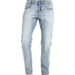 GStar 3301 SLIM Jeansy Slim Fit elto superstretch. Niebieskie jeansy męskie G-Star. W wyprzedaży za 375,20 zł.