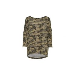 Swetry damskie: Swetry Only  JERSEY  onlELCOS DAGMAR 4/5 TOP JRS