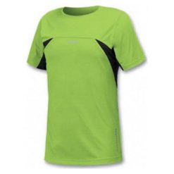 Brugi Koszulka męska 4HJJ-5J3 VERDE NERO r. XXL. Białe koszulki sportowe męskie marki Adidas, l, z jersey, do piłki nożnej. Za 57,52 zł.