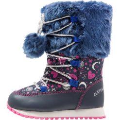 Agatha Ruiz de la Prada APRESKI Śniegowce purple. Szare buty zimowe damskie marki Agatha Ruiz de la Prada. W wyprzedaży za 135,85 zł.