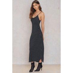 Długie sukienki: Flynn Skye Sukienka bieliźniana Celine - Black,Multicolor