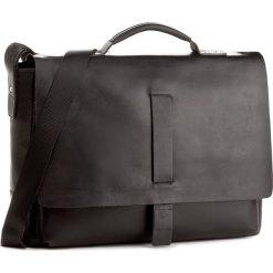 Torba na laptopa JOOP! - Loreto 4140003465 Black 900. Czarne torby na laptopa marki JOOP!, ze skóry. W wyprzedaży za 989,00 zł.