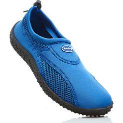 Buty do wody bonprix niebieski. Szare buty sportowe damskie marki bonprix, z materiału. Za 44,99 zł.