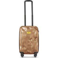 Walizka Bright kabinowa Bronze Face. Szare walizki marki Crash Baggage, z materiału. Za 836,00 zł.