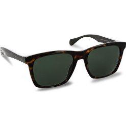 Okulary przeciwsłoneczne BOSS - 0911/S Hvn/Crybrwn 1JC. Brązowe okulary przeciwsłoneczne damskie aviatory Boss. W wyprzedaży za 679,00 zł.