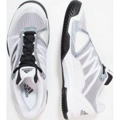 Buty trekkingowe męskie: adidas Performance BARRICADE CLUB CLAY Obuwie do tenisa Outdoor core black/night metallic/footwear white