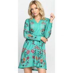 Zielona Sukienka Good Life. Zielone sukienki letnie Born2be, s, mini. Za 79,99 zł.