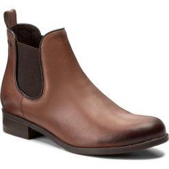 Sztyblety LASOCKI - 70090-12 Brązowy CIemny. Brązowe buty zimowe damskie Lasocki, z materiału. Za 249,99 zł.