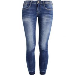 Le Temps Des Cerises POWERC Jeans Skinny Fit blue. Niebieskie boyfriendy damskie Le Temps Des Cerises. Za 419,00 zł.
