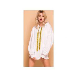 Bluzy rozpinane damskie: Beware Hoodie Bluza