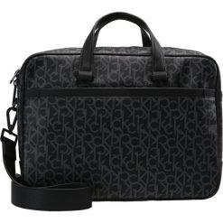 Calvin Klein MONO LAPTOP BAG EXTRA Aktówka black. Czarne aktówki męskie marki Calvin Klein. W wyprzedaży za 399,50 zł.