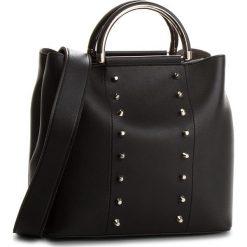 Torebka JENNY FAIRY - KL1006 Black. Czarne torebki klasyczne damskie Jenny Fairy, ze skóry ekologicznej, duże. Za 99,99 zł.