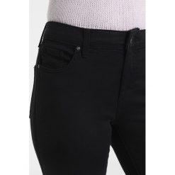 Boyfriendy damskie: Topshop Petite LEIGH Jeans Skinny Fit black