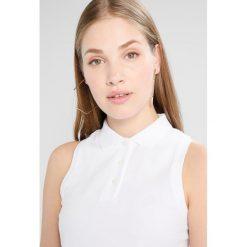 T-shirty damskie: Calvin Klein Jeans LEDINO Koszulka polo bright white