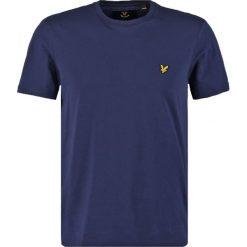 T-shirty męskie: Lyle & Scott CREW NECK Tshirt basic navy