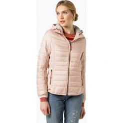 Camel Active - Damska kurtka pikowana, różowy. Brązowe kurtki damskie pikowane marki Camel Active, z dzianiny. Za 719,95 zł.