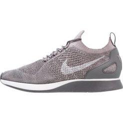 Tenisówki męskie: Nike Sportswear AIR ZOOM MARIAH FLYKNIT RACER Tenisówki i Trampki gunsmoke/white/atmosphere grey/dark grey