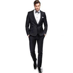 Garnitur LEONARDO GXSS900062. Niebieskie garnitury marki Giacomo Conti, m, z tkaniny, klasyczne. Za 1298,00 zł.