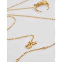 Biżuteria i zegarki damskie: Maria Black TUSK Naszyjnik goldcoloured
