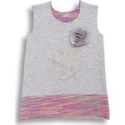 DressUp, PINK, Sukienka z sercem - DU-138/74. Różowe sukienki niemowlęce DressUp. Za 33,84 zł.