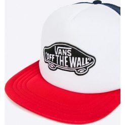 Vans - Czapka. Szare czapki z daszkiem męskie marki Vans, z poliesteru. W wyprzedaży za 99,90 zł.