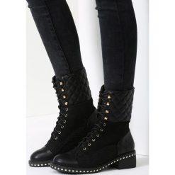 Czarne Botki Seven Nation. Czarne buty zimowe damskie vices. Za 89,99 zł.