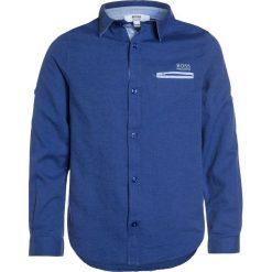 Bluzki dziewczęce bawełniane: BOSS Kidswear LANGARM Koszula blaugrau