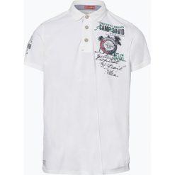 Koszulki polo: Camp David - Męska koszulka polo, czarny