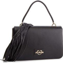 Torebka LOVE MOSCHINO - JC4063PP17LG0000 Nero. Czarne torebki klasyczne damskie Love Moschino, ze skóry ekologicznej. Za 919,00 zł.