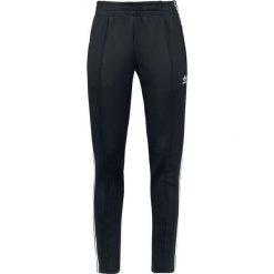 Spodnie damskie: Adidas SST TP Spodnie dresowe damskie czarny/biały