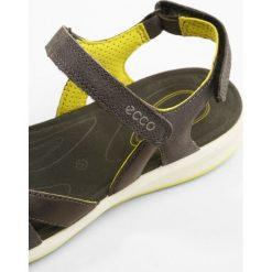 Ecco ECCO CRUISE II Sandały trekkingowe grey. Białe buty trekkingowe damskie marki Nike Performance, z materiału, na golfa. Za 399,00 zł.