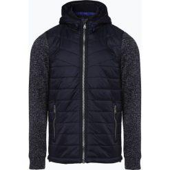 Ocean Cup - Kurtka męska, niebieski. Niebieskie kurtki męskie pikowane marki OLYMP SIGNATURE, m, paisley. Za 349,95 zł.