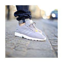 """Buty adidas ZX Flux Base Pack """"Light Granite"""" (M19838). Szare halówki męskie Adidas, z materiału, adidas zx. Za 219,99 zł."""