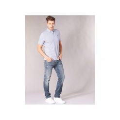 Jeansy straight leg G-Star Raw  3301 STRAIGHT. Czarne jeansy męskie marki G-Star RAW, l, z materiału, retro. Za 476,10 zł.