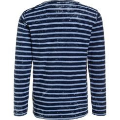 Petrol Industries RNECK Bluzka z długim rękawem dark indigo. Niebieskie bluzki dziewczęce bawełniane marki Petrol Industries, z długim rękawem. W wyprzedaży za 135,20 zł.