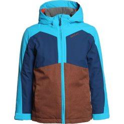 Ziener ABORO JUN  Kurtka narciarska copper melange. Niebieskie kurtki chłopięce sportowe marki bonprix, z kapturem. W wyprzedaży za 383,20 zł.
