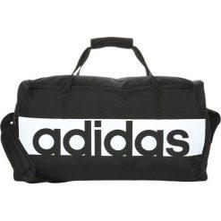 Torby podróżne: adidas Performance LINEAR PERFORMANCE Torba sportowa black/white