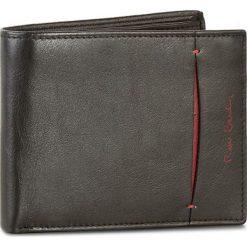Duży Portfel Męski PIERRE CARDIN - TILAK07 8806 Nero/Bordo 15935. Czarne portfele męskie marki Pierre Cardin, ze skóry. Za 109,00 zł.