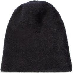 Czapka COCCINELLE - CY3 Cappelli E7 CY3 37 15 01 001 Noir 001. Czarne czapki zimowe damskie Coccinelle, z materiału. Za 299,90 zł.