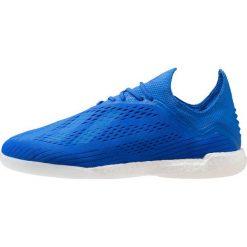 Adidas Performance X TANGO 18.1 TR Obuwie treningowe football blue/solar yellow. Niebieskie buty skate męskie adidas Performance, z gumy, do piłki nożnej. Za 549,00 zł.