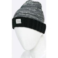 Blend - Czapka. Czarne czapki zimowe męskie Blend, na zimę, z dzianiny. W wyprzedaży za 24,90 zł.