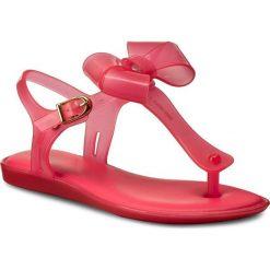 Klapki dziewczęce: Japonki MELISSA – Mel Solar Inf 31849 Neon Pink 01857