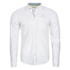 Koszule męskie na spinki: S.Oliver Koszula Męska Xl Biały