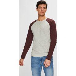 Only & Sons - Bluza. Szare bluzy męskie rozpinane marki MEDICINE, l, z bawełny, bez kaptura. Za 99,90 zł.
