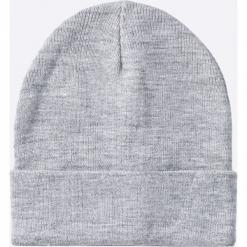 Blend - Czapka. Szare czapki zimowe męskie Blend, z dzianiny. W wyprzedaży za 19,90 zł.