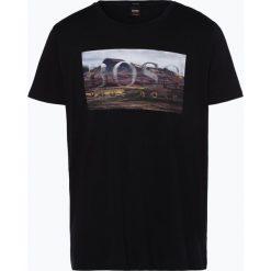 BOSS Casual - T-shirt męski – Teedog 1, czarny. Czarne t-shirty męskie z nadrukiem BOSS Casual, m. Za 299,95 zł.